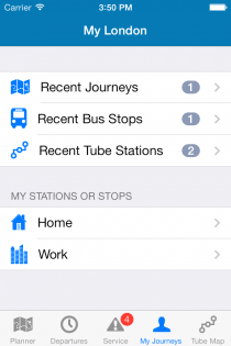 My London Journey Planner - Direct Agents Apps
